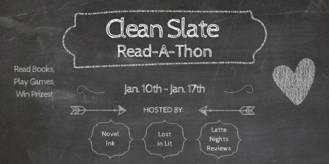 {Clean Slate Read-a-Thon} How Did We Do?