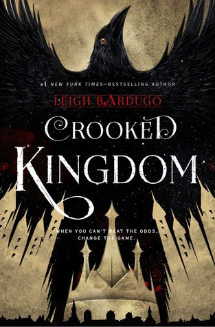 {Waiting on Wednesday} Down with the Cure for the Crooked Kingdom