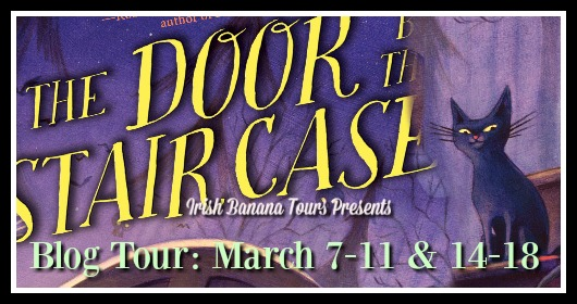 {Blog Tour + Guest Post + Giveaway} The Door By the Staircase by Katherine Marsh