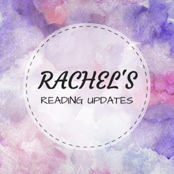 {Rachel's Reading Updates} The One With Heights and Highly Illogical Behaviour