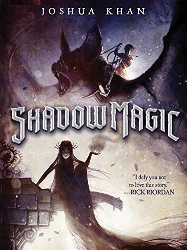 {Blog Tour | Guest Post | Giveaway} Shadow Magic by Joshua Khan
