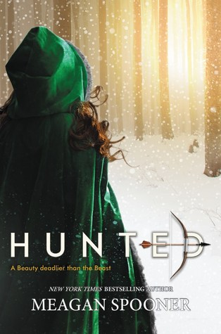 Bee Reviews HUNTED by Meagan Spooner // A Beauty & The Beast Retelling I Loved
