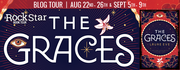 {Blog Tour, Interview & Giveaway} The Graces by Laure Eve