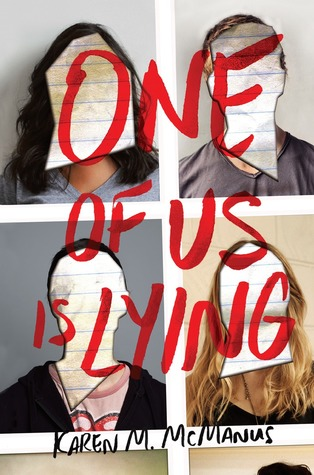 {Waiting on Wednesday} One of Us is Lying ~ The Hearts We Sold