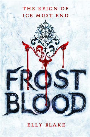 {Leah Reviews} Frostblood by Elly Blake