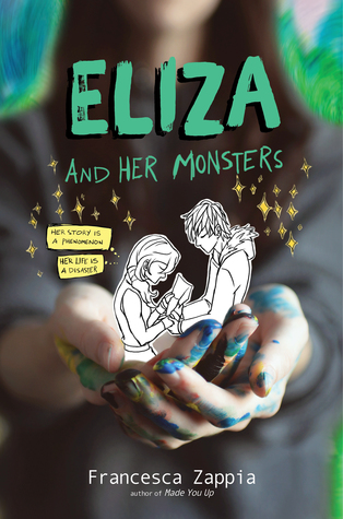 Bee Reviews ELIZA AND HER MONSTERS by Francesca Zappia