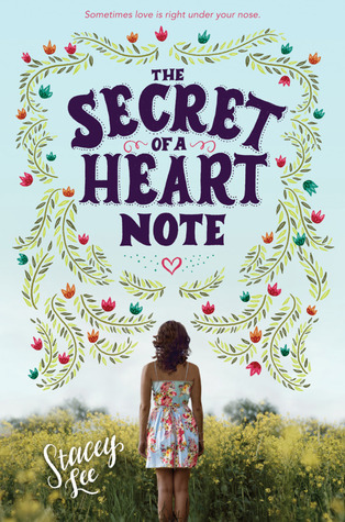 {Leah Reviews} The Secret of a Heart Note by Stacey Lee