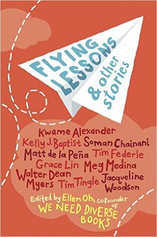 {Leah Reviews} Flying Lessons and Other Stories, Edited by Ellen Oh