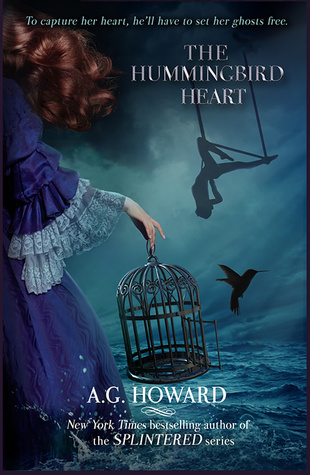 {Waiting on Wednesday} Release The Hummingbird Wings