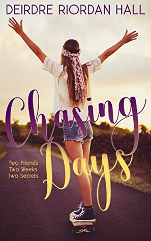 Bee Reviews CHASING DAYS by Deirdre Riordan Hall // It's Not You, It's Me… I Think