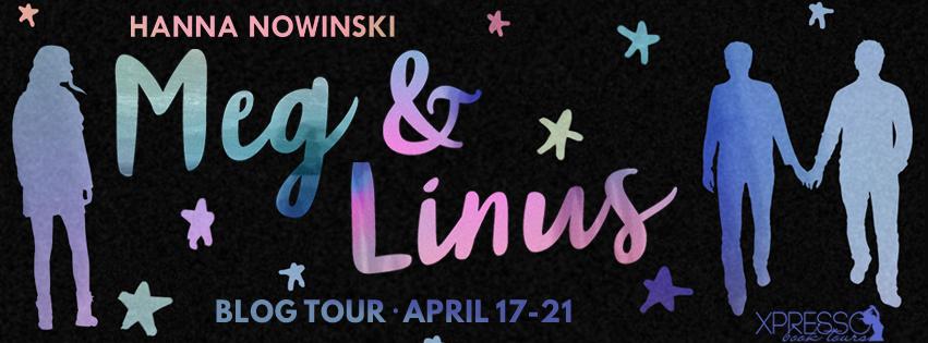 {Blog Tour} Meg & Linus by Hanna Nowinski