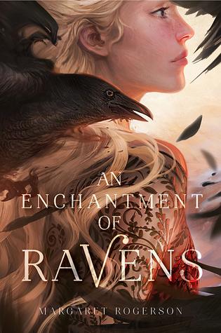 {Waiting on Wednesday} I Let Go That Inevitable Enchantment of Ravens