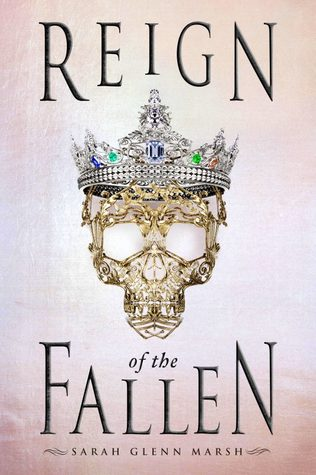 {Leah Reviews} Reign of the Fallen by Sarah Glenn Marsh