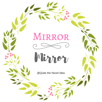 {Mirror Mirror} Hope, Heartbreak, and Book Haul