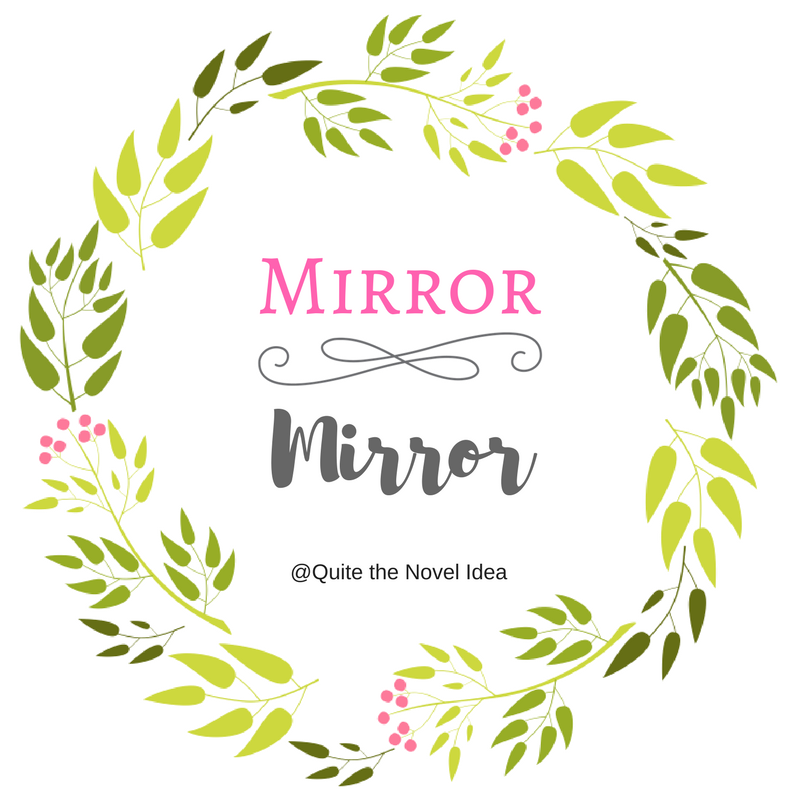 {Mirror Mirror} Bee is Back in Business!