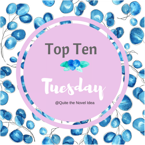 {Top Ten Tuesday} Bee's Favorite Book Quotes
