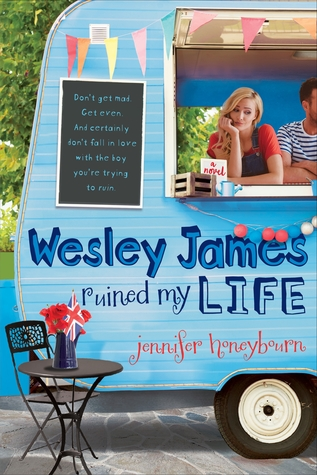 {Leah Reviews} Wesley James Ruined My Life by Jennifer Honeybourn