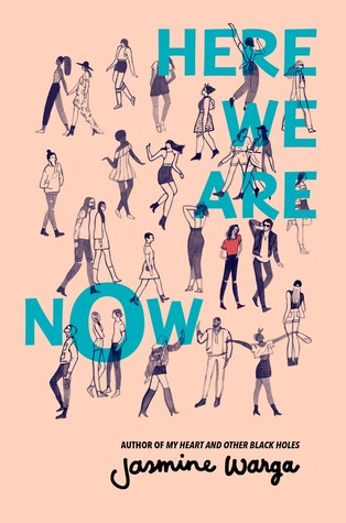{Kim Reviews} Here We Are Now by Jasmine Warga