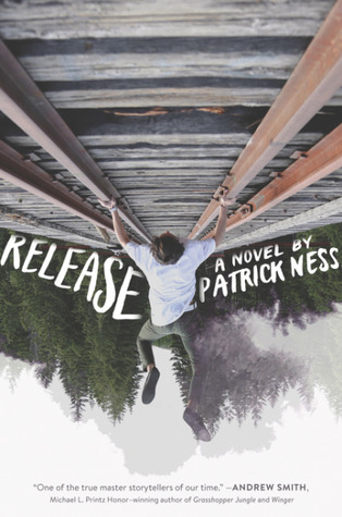 {Leah Reviews} Release by Patrick Ness