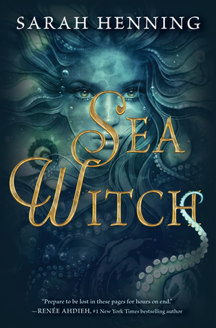 {Bee Reviews} SEA WITCH by Sarah Henning