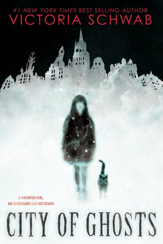 {Leah's Mini Reviews} City of Ghosts; Mirage