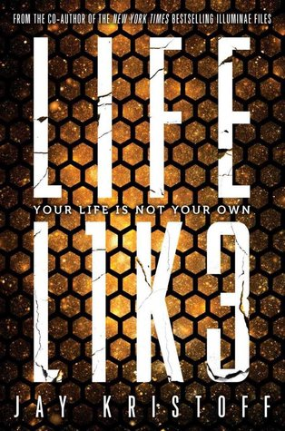 {Leah Reviews} LIFEL1K3 by Jay Kristoff