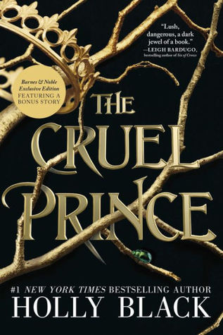 {Leah Reviews} The Cruel Prince by Holly Black
