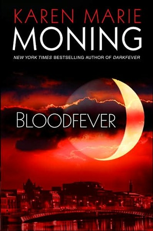 {Throwback Thursday Reviews} Darkfever and Bloodfever by Karen Marie Moning