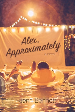 {Bee Reviews} Alex, Approximately by Jenn Bennett