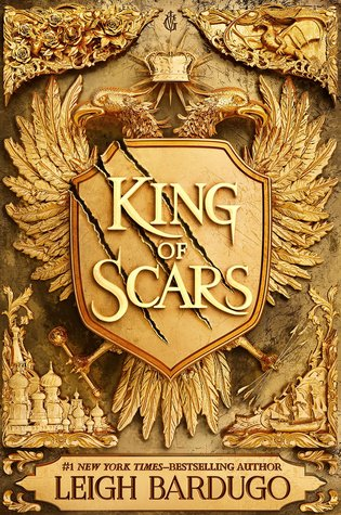 King of Scars (Nikolai Duology, #1) by Leigh Bardugo