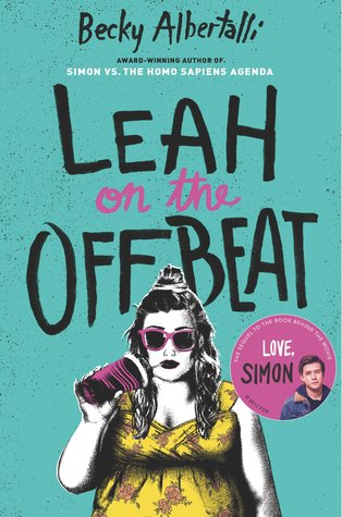 {Bee Reviews} Leah on the Offbeat by Becky Albertalli