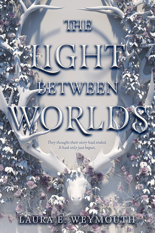 {Can't Wait Wednesday} The Light Between Worlds by Laura E. Weymouth