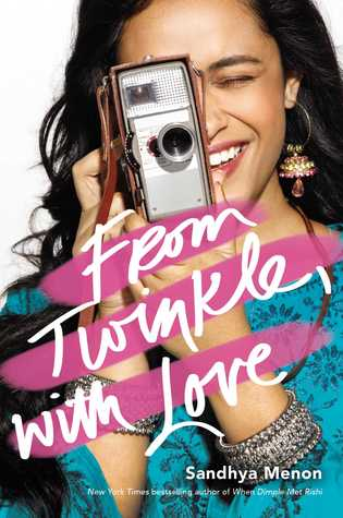 {Bee Reviews} From Twinkle, With Love by Sandhya Menon