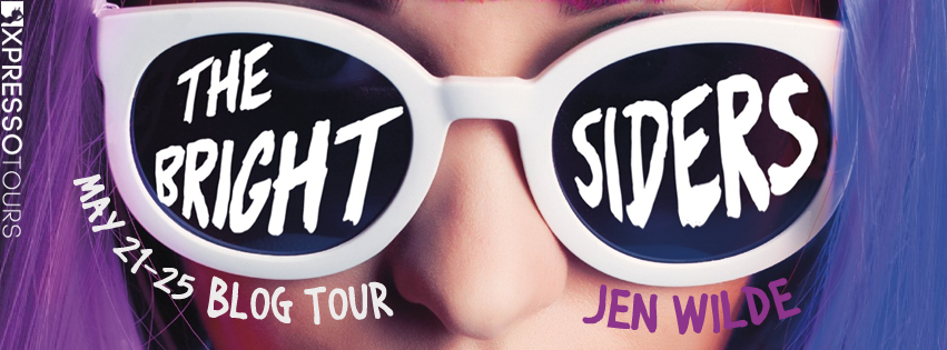 {Blog Tour ~ Excerpt & Giveaway} The Brightsiders by Jen Wilde