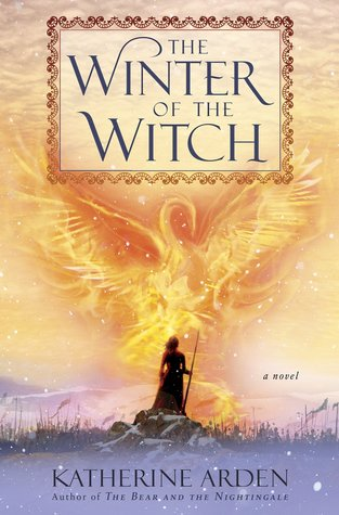 {Leah Reviews} The Winter of the Witch by Katherine Arden