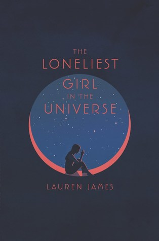 {Leah's Reviews} The Loneliest Girl in the Universe by Lauren James