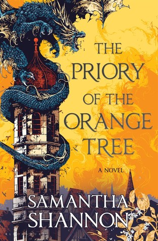 {Can't Wait Wednesday} The Priory of the Orange Tree by Samantha Shannon