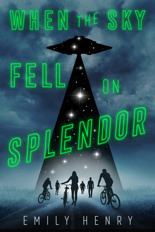 {Can't Wait Wednesday} When the Sky Fell on Splendor by Emily Henry