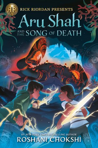 {Can't Wait Wednesday} Aru Shah and the Song of Death
