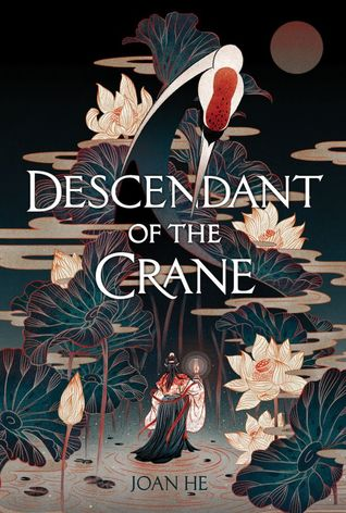 {Can't Wait Wednesday} Descendant of the Crane