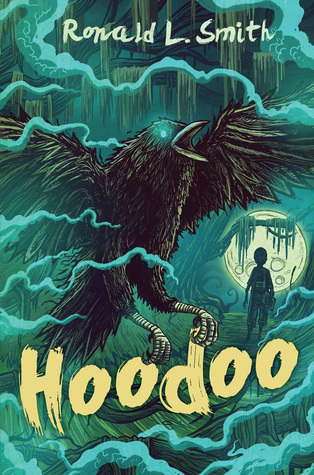 {Leah's Mini Reviews} Hoodoo; The Night Gardener