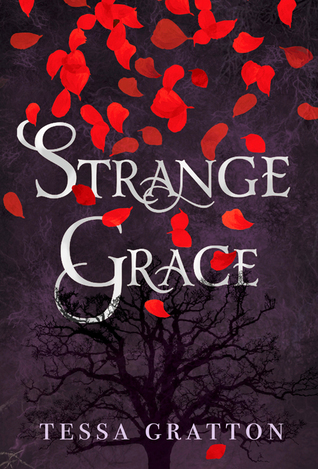 {Leah Reviews} Strange Grace by Tessa Gratton