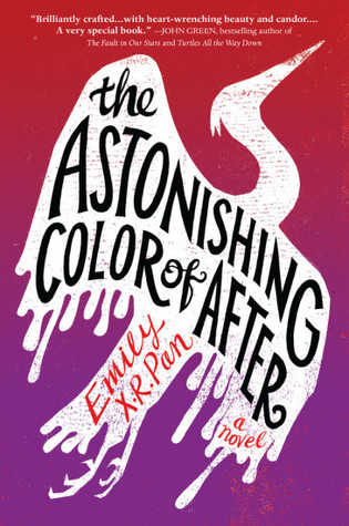 {Leah Reviews} The Astonishing Color of After by Emily X.R. Pan