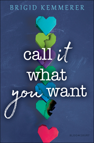 {Can't Wait Wednesday} Call It What You Want