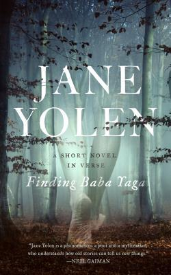 {Leah's Mini Reviews} Finding Baba Yaga by Jane Yolen