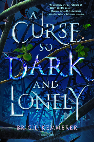 {Leah Reviews} A Curse So Dark and Lonely by Brigid Kemmerer
