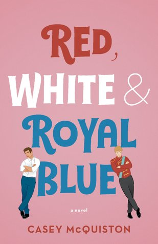 {Can't Wait Wednesday} Frankly in Love; Red, White and Royal Blue