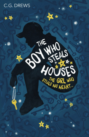{Bee Mini-Reviews} THE BOY WHO STEALS HOUSES by C.G. Drews