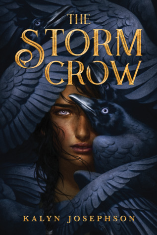 {Can't Wait Wednesday) The Storm Crow