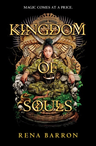 {Can't Wait Wednesday} Kingdom of Souls; Reverie
